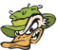 Angry duck 57 favicon